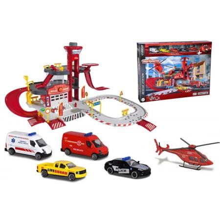Ігровий набір Majorette Рятувальна станція (2050019)