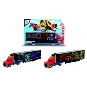 Машинка-трейлер Optimus Prime, Dickie Toys (3113006)
