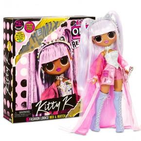 Лялька L.O.L. Surprise! OMG Remix Kitty K (567240)