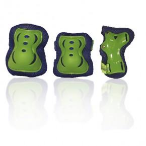 Комплект захисного спорядження G-Forse (зелений)