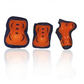 Комплект захисного спорядження G-Forse (помаранчевий)