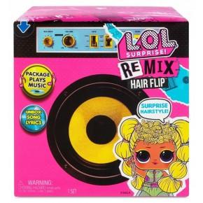 Лялька L.O.L. Surprise Remix Hairflip MGA, ЛОЛ Сюрприз Ремікс волосся (566984E7C)